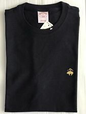 NWT BROOKS BROTHERS 1818 MEN'S S/S T-SHIRT  VERIETY OF COLOR SZ XS/S/M/L/XL/2XL