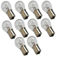 Lot de 10 ampoules 12V P21W BA15S pour auto voiture utilitaire