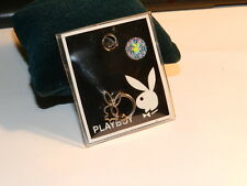 PLAYBOY cut out bunny captive bead ring Body piercing 14 Gauge