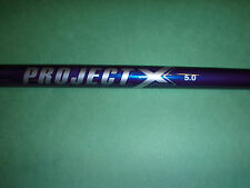 New Taylormade R9/R11/R11s/RBZ TP grade Driver Shaft- Project X 5.0 Blue