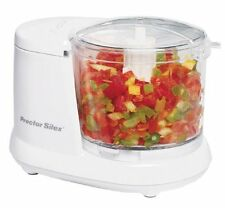 Hamilton Beach Proctor Silex 1.5 Cups Food Chopper Food Processor 72500RY NIB