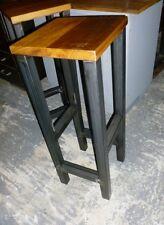 Tabouret meuble industriel sur mesure loft tendance vintage brocantetendance