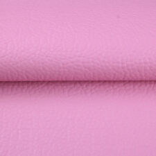 """Large Lychee Embossed Faux Leather Fabric Leatherette Vinyl Material 54"""" Wide"""