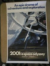 2001 A Space Odyssey - Original 1968 One Sheet Poster Style A