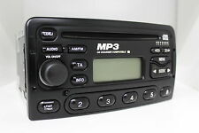 Ford 6000 mp3 CD negro original autorradio 6000mne Tuner 2 s 4 J 18 C 939 bayye 5 radio