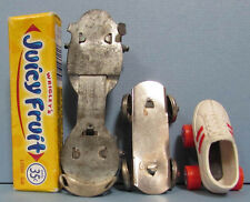 MISC OLD ROLLER SKATES FOR 3 DIFF. DOLLS * ONLY 1 OF EACH * FREE USA SHIP  SK15