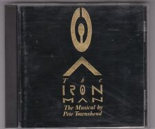 The Iron Man: A Musical by Pete Townshend (CD, Jul-1989, Atlantic)