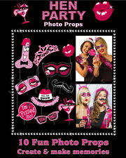 Hen Party Photo Props Night Accessories
