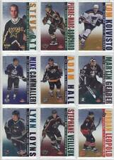 ADAM HALL NASHVILLE PREDATORS 2002-03 VANGUARD ROOKIE /1650 #122