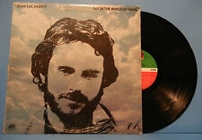 JEAN-LUC PONTY UPON THE WINGS OF MUSIC SD18138 VINYL LP '75 GREAT COND! VG+VG!!