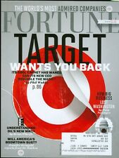 2015 Fortune Magazine: New Target CEO/Most Admired Companies/Oil Math