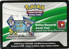 Pokemon PTCGO Trading Card Game Online Code for XY - Fates Collide UNUSED