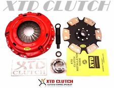 XTD STAGE 4 CLUTCH KIT 90-91 INTEGRA B18 B18A1 S1 Y1 CABLE TRANNY (1700 series)