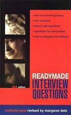 Malcolm Peel, Margaret Dale Readymade Interview Questions Very Good Book