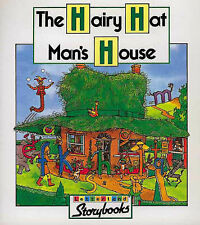 """Letterland Storybooks - The Hairy Hat Man's House, Lyn Wendon, """"AS NEW"""" Book"""