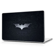 "Batman Dark Blue Logo Laptop Skin 15.6"" - High Quality 3M Viny"