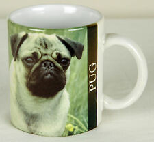 Pug Dog Coffee Cup Mug XPRES 1992 Angermayer