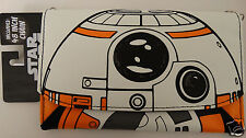 Star Wars 7 BB8 Droid Envelope 48 Inch Chain Wallet Nwt