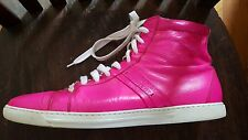 GIVENCHY hot pink SNEAKERS - Size 43