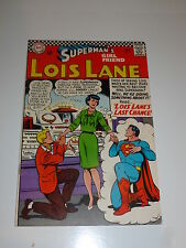 SUPERMAN'S GIRL FRIEND LOIS LANE Comic - No 69 - Date 10/1966 - DC Comic