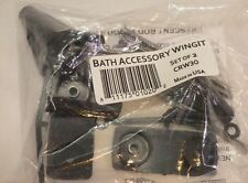 Oval Shower And Bath Anchor Wingit Innovations, Llc CRW30