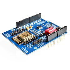 1PCS ESP8266 ESP-12E UART WIFI Wireless Shield TTL Converter for Arduino UNO R3