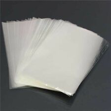 "15""x20"" 100 Clear Polythene Food Use, Sandwich, Storage Plastic Bags"