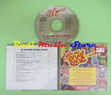 CD MITI DEL ROCK LIVE 49 LET ME ROCK compilation 1994 ROLLING STONES (C31) no mc