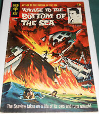 Voyage to the Bottom of the Sea 11 & coverless issue 15