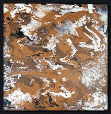 "THOMAS VISALIUS: "" café Break"" Original Pintura Acrílico sobre lienzo 60x60cm"