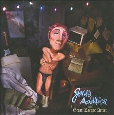 The Great Escape Artist 2011 by Jane's Addiction Ex-library