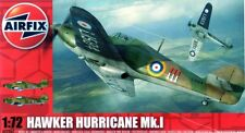 HURRICANE MK I EARLY (RAF & BELGIAN AF MARKINGS) 1/72 AIRFIX