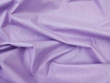 "Poly Cotton Quality Bed Sheeting Plain Fabric 94""/240cm wide"