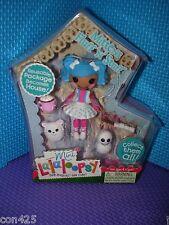 Lalaloopsy Mini Figure Mittens Fluff 'N' Stuff Doll 3 of First Series 1 2011 NEW