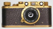 Gold Plate Leica II with 5cm f3.5 (Prop.U.S.Army)    #221271