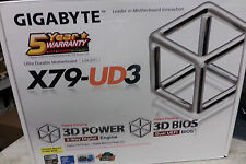 Gigabyte X79-UD3 retail Pkg  with most accessories