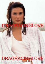 """Gorgeous Actress """"Demi Moore"""" SEXY HOT """"Pin-Up"""" PHOTO! #(19)"""