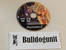 Buzz Mega Quiz Disc Only Playstation 2 PS2 Game