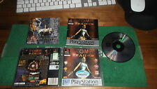TOMB RAIDER PLAYSTATION 1 VIDEOGIOCO RETROGAME VINTAGE