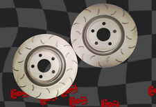 JEEP GRAND CHEROKEE SRT-8 Disc Brake Rotors Front 380 mm 2010-onwards Slotted