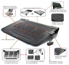 Cooler Master - NotePal U3 - Laptop Gaming / Cooling Pad with Three 80 mm Fans