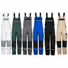 TMG® Heavy Duty Work Cargo Bib and Brace Overalls Dungarees Short Regular Tall