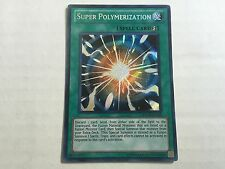 YUGIOH SUPER POLYMERIZATION SECRET NEAR MINT VARIOUS EDITION VARIOUS PACK