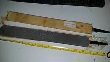 """2 ~ 14"""" Horse Rasp and File ~ may have slight surface rust"""