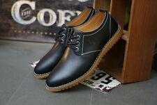 New Men's style classic leather Business oxfords Dress Formal Casual Shoes