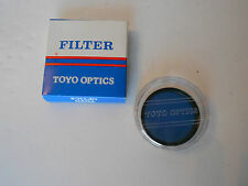 TOYO 55mm 80B BLUE FILTER W/JEWEL CASE **MINT**