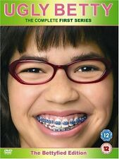 UGLY BETTY COMPLETE SEASON 1 DVD All Episodes from 1st Series New Original UK R2