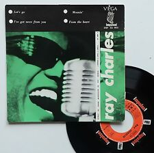 """Vinyle 45T Ray Charles  """"Let's go"""""""