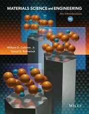 9E Materials Science and Engineering: An Introduction Callister Rethwisch Ebook