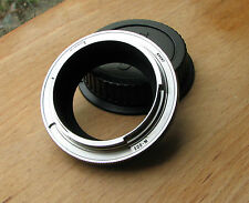 original genuine Tamron Adaptall 2 II for Canon EOS rigid bronze